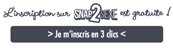 Inscription gratuite à Snap de Sexe